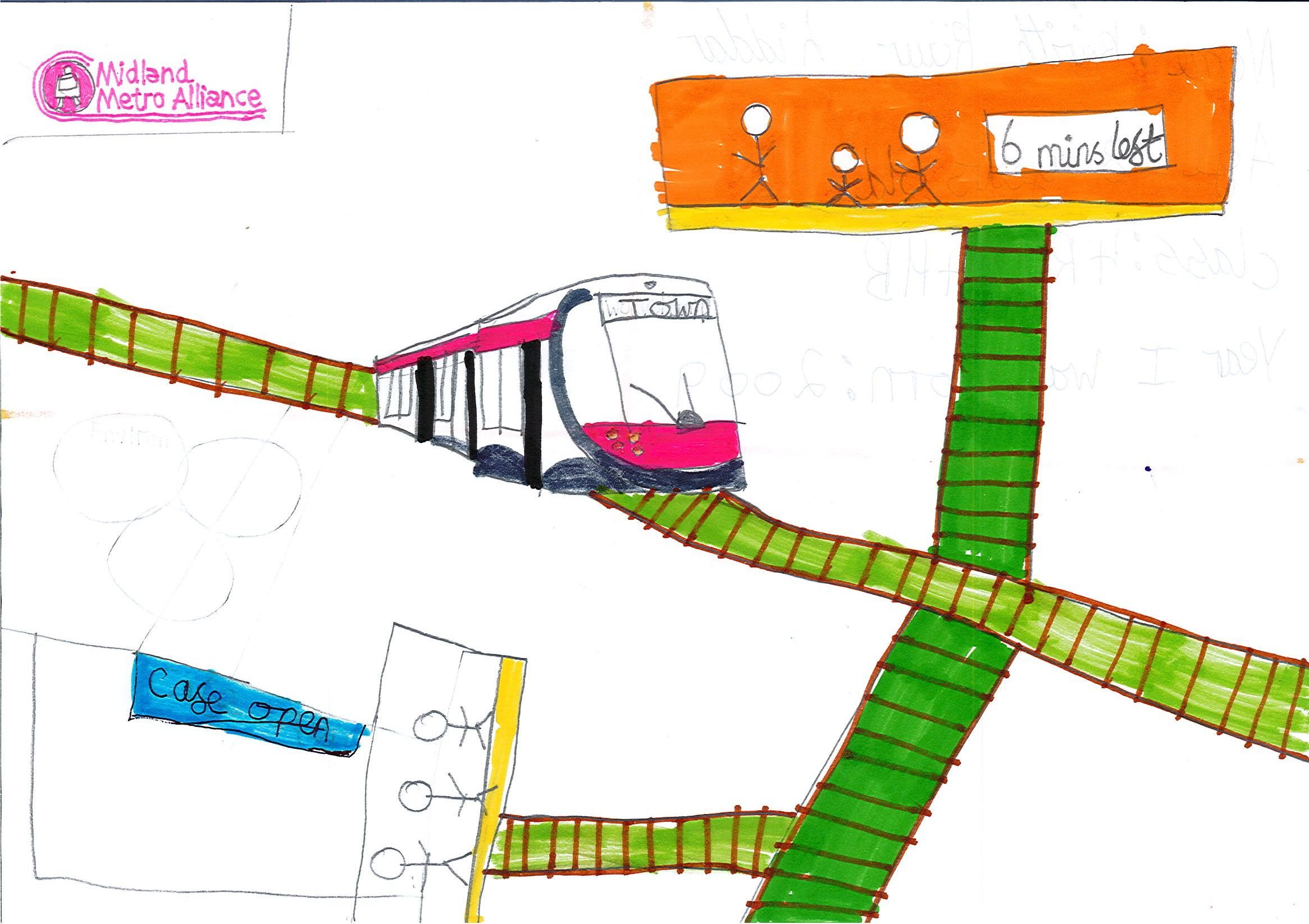 School Drawings Competition Midland Metro Alliance