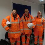 Metro extension Delivery Manager rewarded for employing local residents
