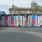 Competition success for school children's Midland Metro Alliance hoarding designs