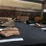 Historical objects unearthed during Metro extension works go on display at museum