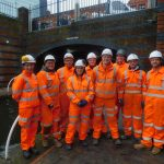 Major milestone reached on Birmingham Westside Metro extension as canal tunnel reopens on schedule