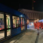 Successful tram test on new track for the Birmingham Westside extension